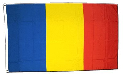 Flagge Rumänien - 60 x 90 cm