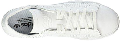 Vantage Court Núcleo Baixo top Weiss Branco ftwr Adidas Herren Ftwr Preto Branco SEd6wq