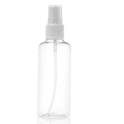 Distinct 2 PCS Spielraum-Plastikduftstoff-Zerstäuber-Leere Spray-Flasche 100ml -