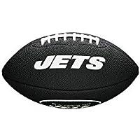 Wilson New York Jets NFL Mini Football Schwarz