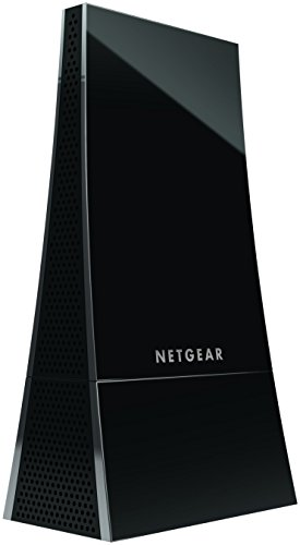 NETGEAR WNCE3001-100PES Universal Dual Band WLAN USB-Adapter schwarz