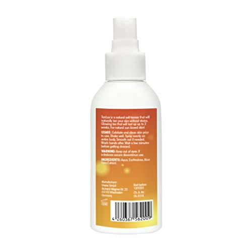 Zoom IMG-1 olio abbronzante by tanlux spray