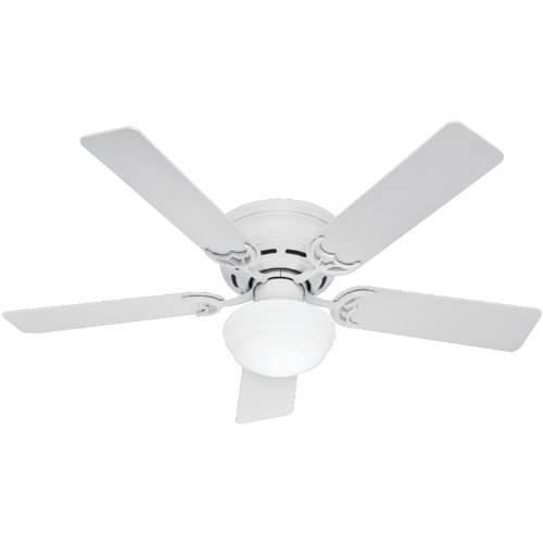 hunter-52-low-profile-iii-plus-ventilador-color-blanco-62w