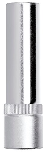 """GEDORE red Steckschlüsseleinsatz 1/2"""" 12-Kant Schlüsselweite 19 mm, lange Ausführung"""