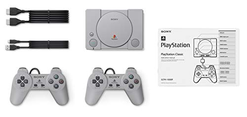 Sony PlayStation Classic Console Img 4 Zoom
