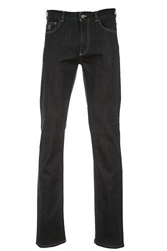 canali-jean-classic-fit-in-black-32r