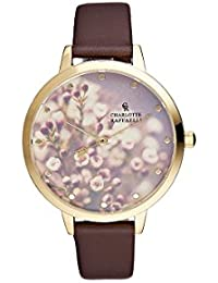 Reloj mujer Charlotte rafaelli (acero Floral 38 mm crf014