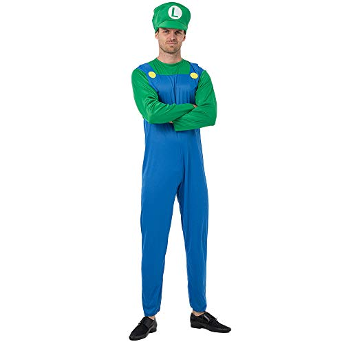 Gyan halloween catsuit bambini adulto partito abbigliamento cosplay costumi kit,green,002