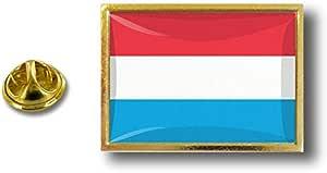 Spilla Pin pin's Spille spilletta Giacca Bandiera Distintivo Badge Lussemburgo