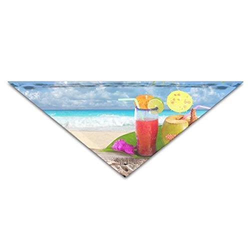 (dfegyfr Dog Bandana Scarf Triangle Bibs Summer Juice Headkerchief,Pets Birthday Bandana Bibs Triangle Head Scarfs Accessories)