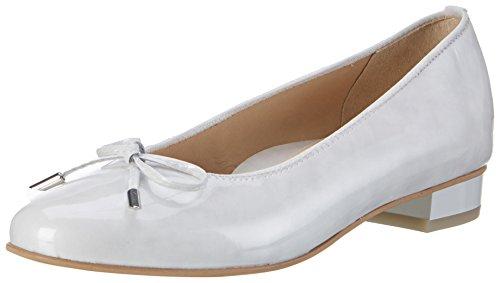 Ara Bari, Ballerines femme Blanc (blanc cassé)