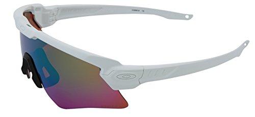 Oakley SI Ballistic M-Frame Alpha White/Prizm Jade Iridium