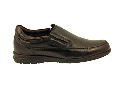 Fluchos, Herren Slipper & Mokassins Schwarz