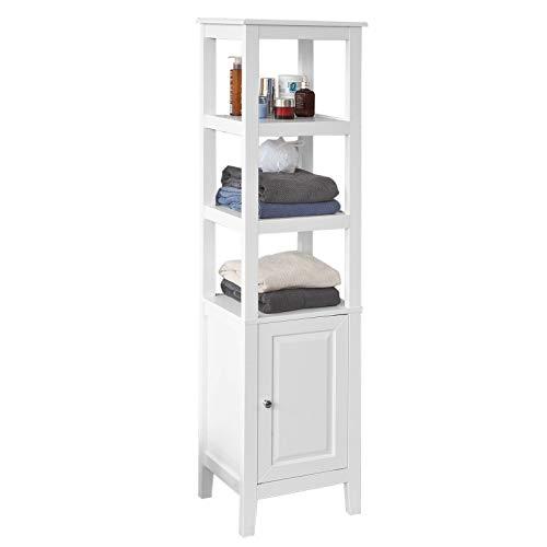 SoBuy® Mueble Columna de baño