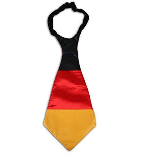 Deutschland Germany Krawatte ca. 42 x 19 cm *NEU*OVP*