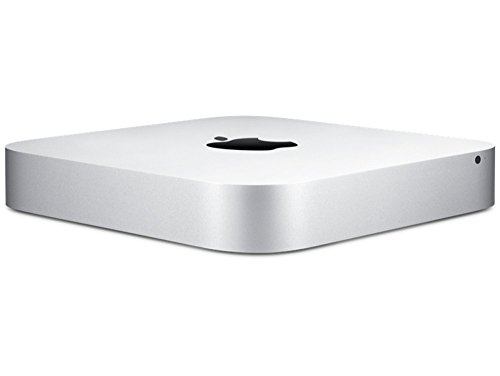 Apple Mini-desktop (Apple MD387D/A Mac mini Desktop-PC (Intel Core i5 3210M, 2,5GHz, 4GB RAM, 500GB HDD, Mac OS))