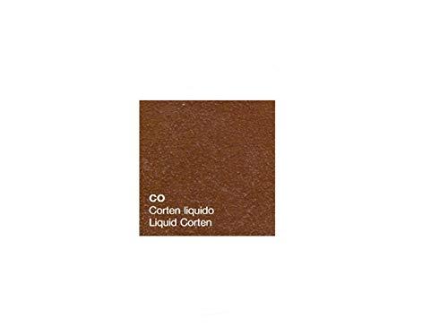 Falper Scoop wall hot tub D4S-Corten -