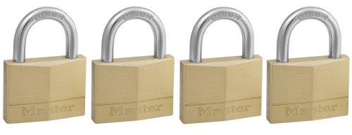 Master Lock 150EURQNOP Candados con Llaves