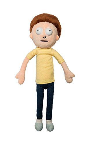 "Rick and Morty 8.5"" Morty"