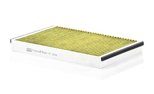 Original MANN-FILTER Innenraumfilter FP 3054 - FreciousPlus Biofunktionaler Pollenfilter - Für PKW