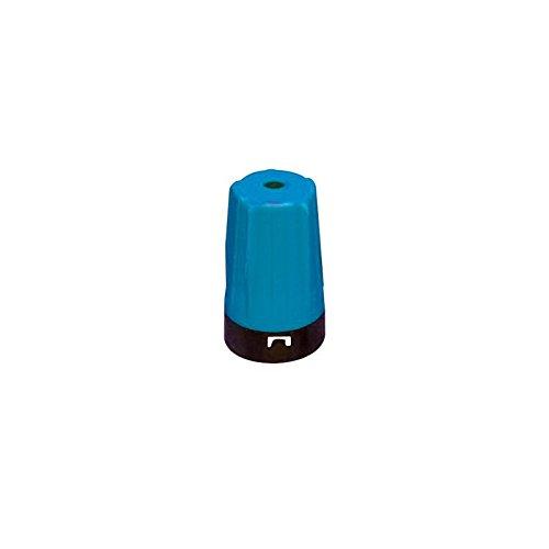 Velleman - BST-BNC-6 Neutrik-Muffe blau für Stecker BNC Rear Twist® 140566 Bnc-twist