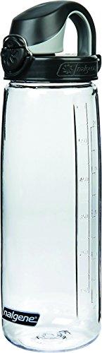 Nalgene Kunststoffflaschen \'Everyday OTF\', Transp./Schwarz, 078900, 5565-9024