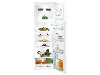 Hotpoint BD2931EU - Hotpoint Ariston BD 2931 EU/HA - Réfrigérateur/congélateur - intégré(e) - congélateur haut - classe A