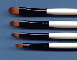 Simply Simmons Filbert Brush #6 by Simply Simmons