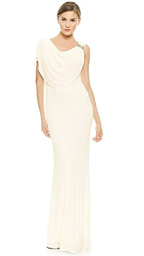 Badgley-Mischka-Collection-Womens-Gown-with-Beaded-Shoulder-White-0