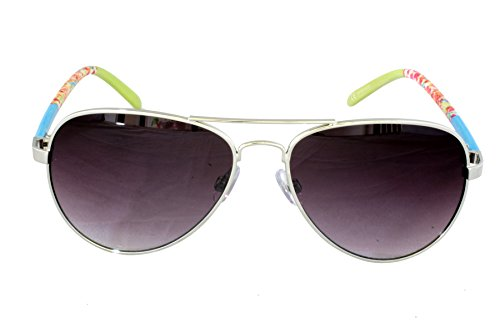 foster-grant-fg3-womens-aviator-style-sunglasses-silver-metal-frame-and-plastic-floral-print-arms-bl