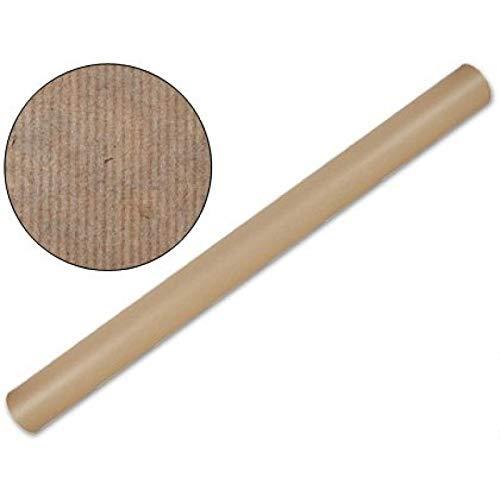 Rouleau papier kraft brun 60g 50x1m