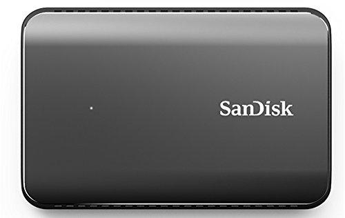 SanDisk SDSSDEX2-480G-G25 Extreme 900 Disco SSD de 480 GB (hasta 850 Mbps de velocidad de lectura)
