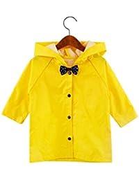 Lecoon - Abrigo impermeable - para niña