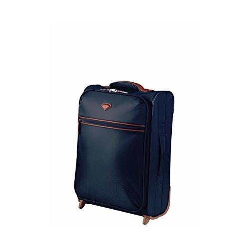 La valise cabine souple Nice – Une deux roues