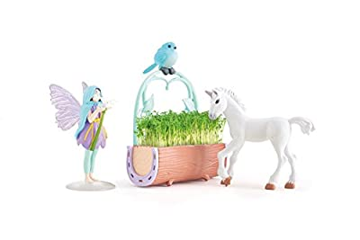 My Fairy Garden Unicorn and Friends play set