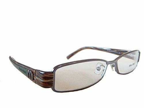 Ex Display MIU MIU by Prada VMU 60E Glasses Spectacles Eyeglasses Frames