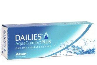 lenti a contatto giornaliere Dailies AquaComfort Plus (30 lenti) duplicato 1