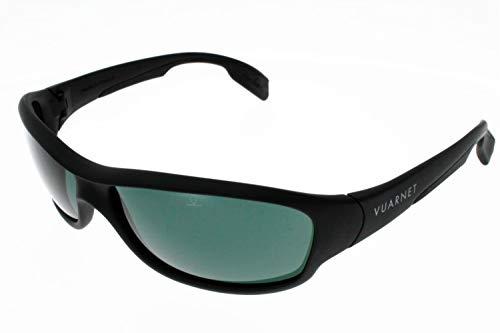 VUARNET Racing Medium VL0113 - Occhiali da sole polarizzati da uomo, indice 3 con lenti minerali polarizzate