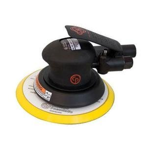 Chicago Pneumatic CP7215 Random Orbital Sander - 3/8 Orbit- 6-Inch Pad by Chicago Pneumatic -