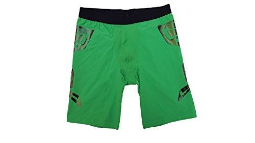 Jordan Stay Cool Compression FW Men's Training Shorts (XX-Large, Green (330) / Black/Bronze) (Green Shorts Jordan)