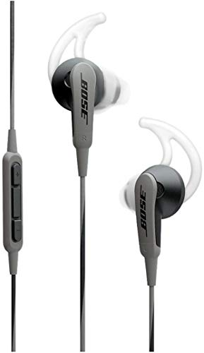 Bose  SoundSport  Cuffie In-Ear per Dispositivi Samsung e Android, Nero Carbone