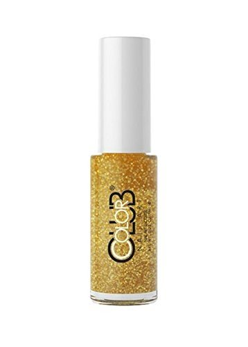 COLOR CLUB NAIL LACQUER NAIL STRIPER & DETAILER-GOLD GLITTER by Color Club -