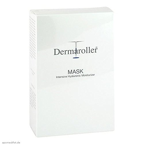 DERMAROLLER Mask 10 St Gesichtsmaske