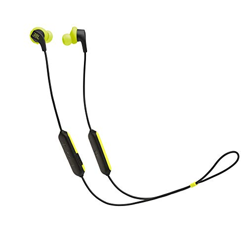 JBL Endurance Run BT Wireless Bluetooth Earphones (Yellow)