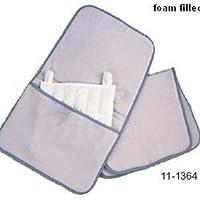 "Relief Pak moist heat pack cover, velour with foam, halfsize (12x15"") by Relief Pak preisvergleich bei billige-tabletten.eu"