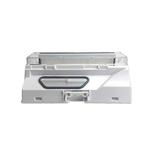 Price comparison product image Yaoaomon Dust Box Bin For Xiaomi Mi Roborock Vacuum Cleaner With Fiter Spare Parts white XM459 Stone dust box MO90+ fil