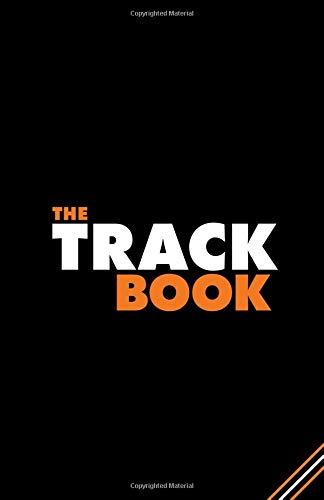 The Track Book: Orange Cover por UTILITI PUBLISHING
