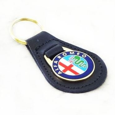 Genuine Alfa Romeo Badge Keyring