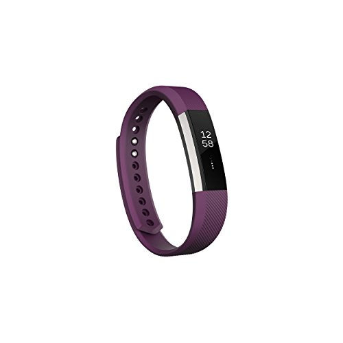 Fitbit Alta Activity Tracker & Fitness Watch - Plum/Small