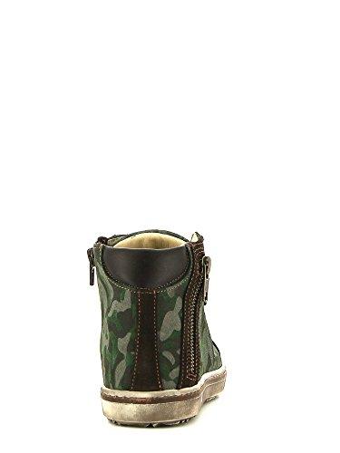 Melania , Baskets pour fille Vert - Verde